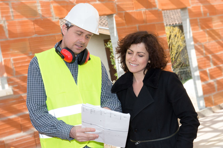 Builder retains customers through communication.