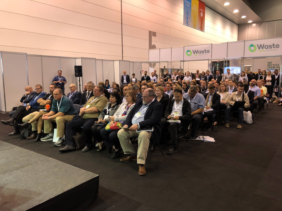 Waste Expo Australia - 23 and 24 October 2019, Melbourne Convention and Exhibition Centre