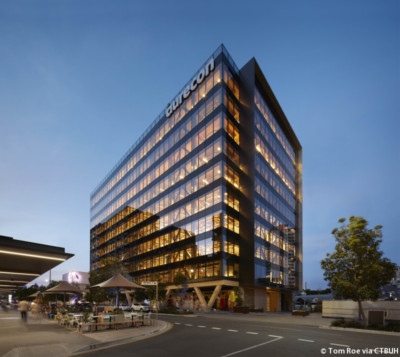 Tall Buildings Award of Excellence winner – 25 King