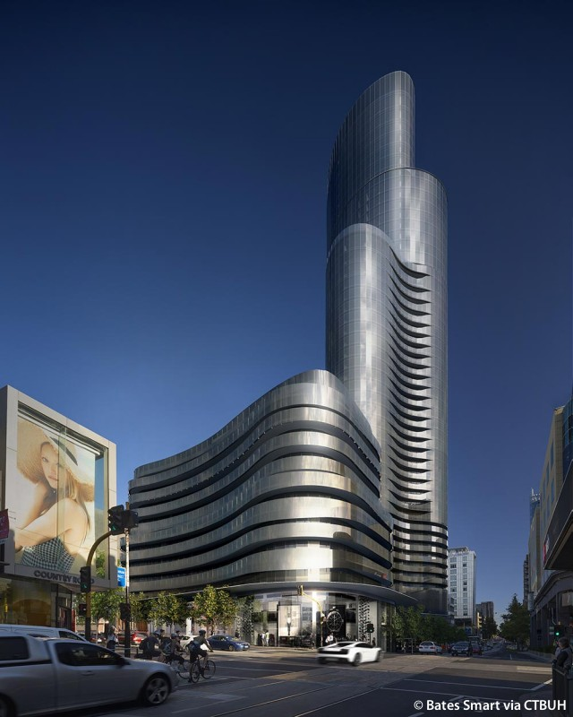 Tall Buildings Award of Excellence winner – Capitol Grand Tower