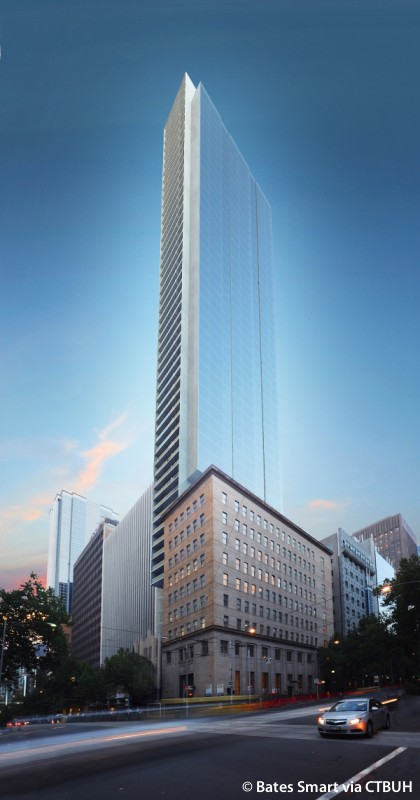 Tall Buildings Award of Excellence winner – Collins House