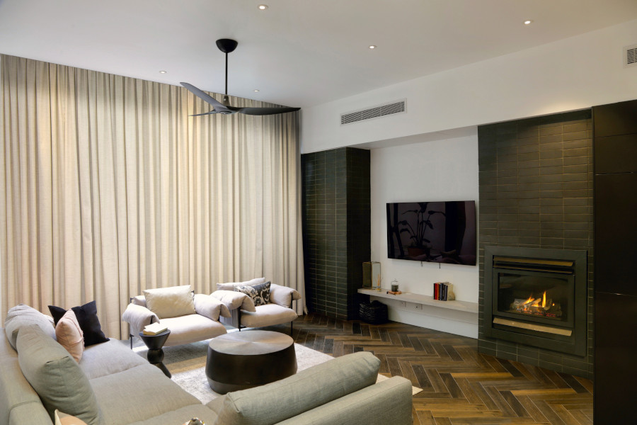 The Block – House Two interior