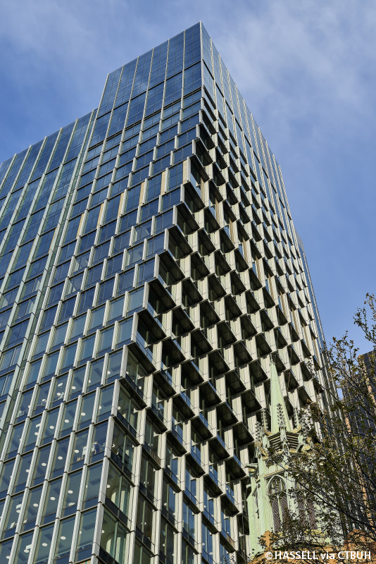 Tall Buildings Award of Excellence winner – Sixty Martin Place