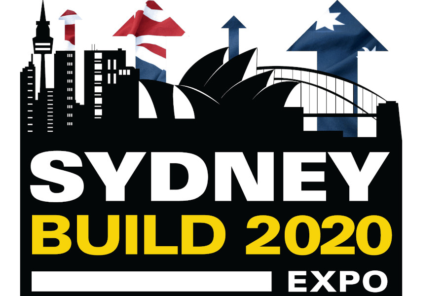 Sydney Build Expo 2020 logo.